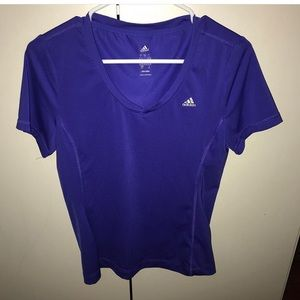 Authentic Adidas workout top